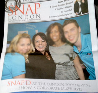 snap london and kendell hall